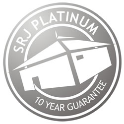 SRJ Platinum 10 Year Guarantee